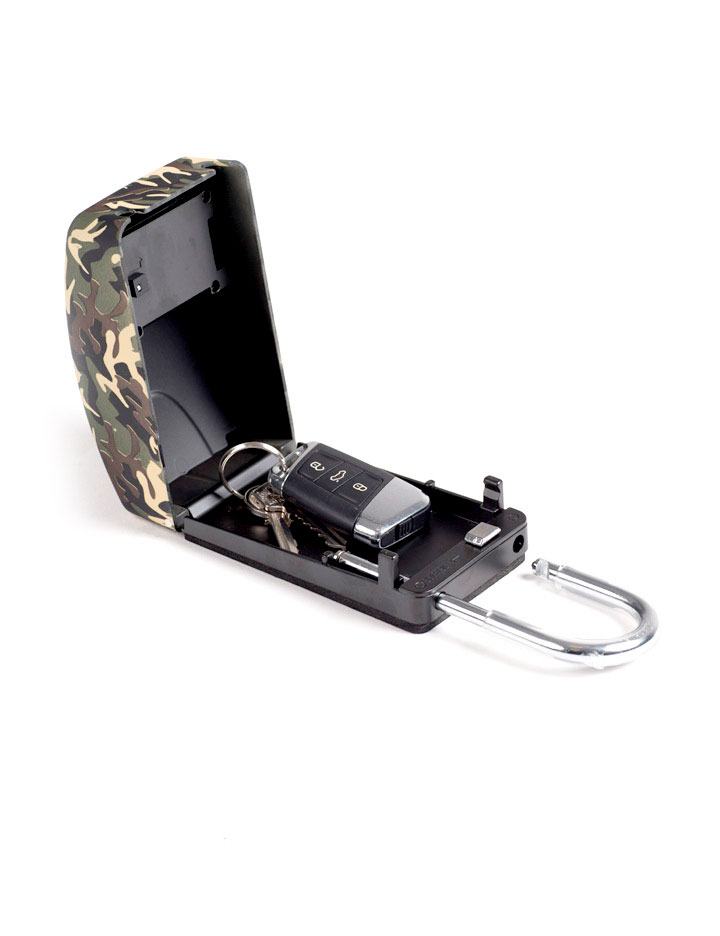 Key Security Lock Maxi Camo