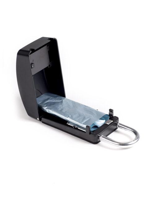 Sac en aluminium pour le rangement des clés de voiture intelligentes 02