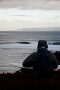 A remote and empty Surf spot - Surflogic trips