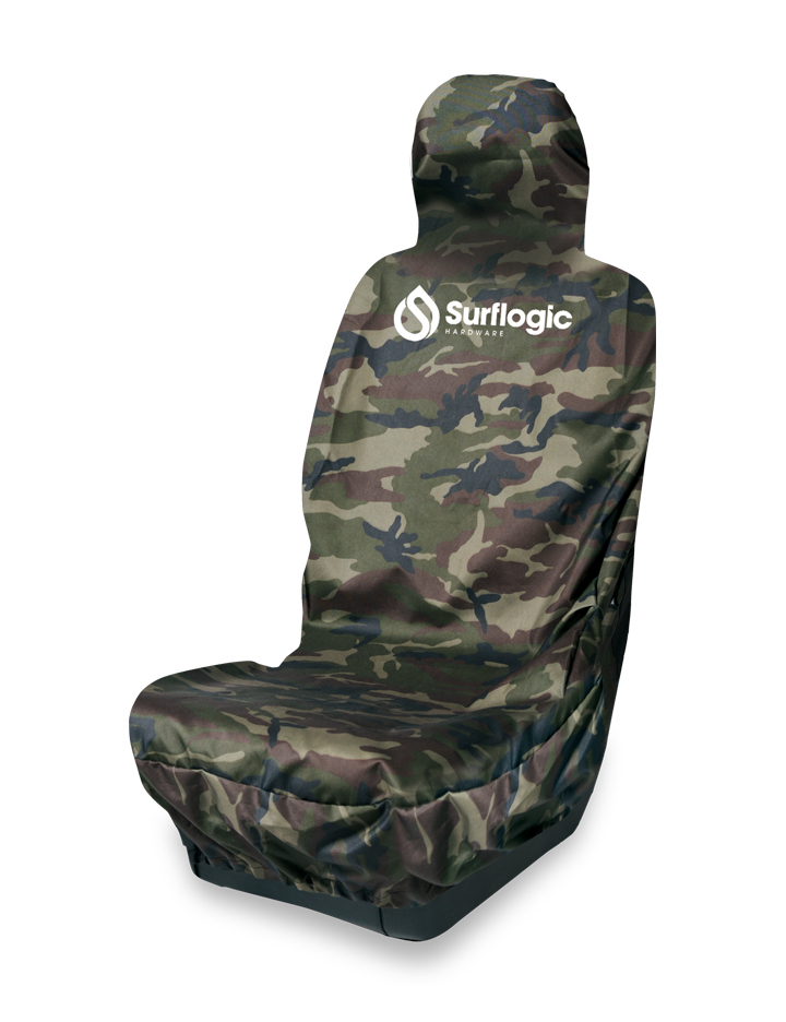 Waterproof Car Seat Cover Camo - Surflogic