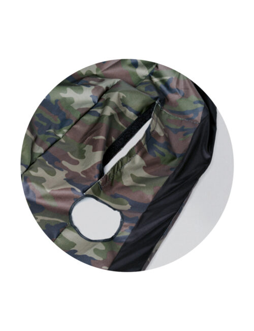 Waterproof Car Seat Cover Camo View1