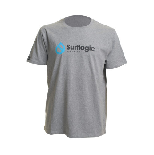 Camiseta Surflogic gris