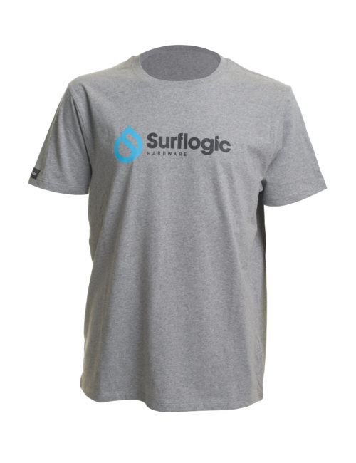 Surflogic T-Shirt Grey