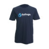 Camiseta Surflogic azul marino