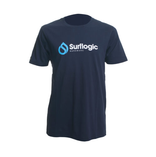 Surflogic T-Shirt Navy