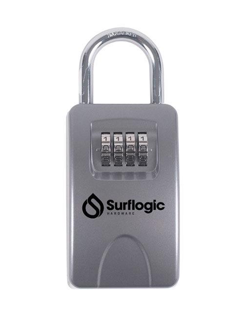 Candado seguridad guarda llaves Maxi plata