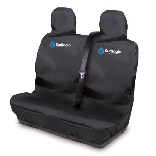 Housse imperméable siège double voiture