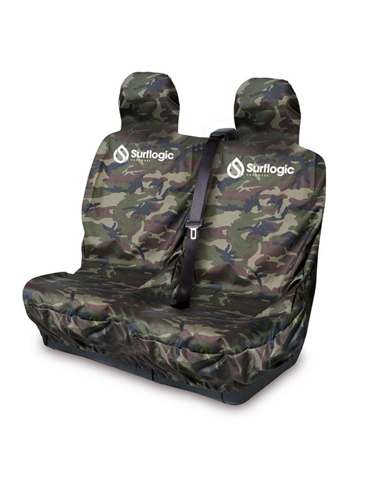 housse imperm able si ge double voiture camouflage surflogic. Black Bedroom Furniture Sets. Home Design Ideas